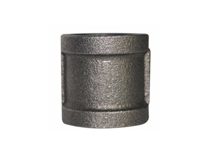 Durable Cast Iron Water Pipe Socket , 65mm Socket Weld Pipe Fittings 21/2 Inch