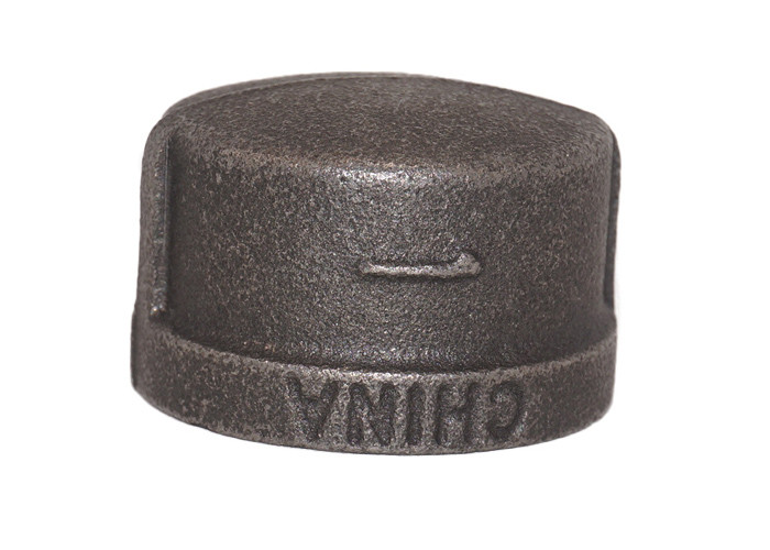"Municipal Engineering En 10242 Pipe Fittings / Cast Iron Gas Pipe Fittings 3/8"" - 4"" Size"