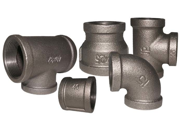 Elbow Iron Water Pipe Fittings Industrial Pipe Fittings Galvanized En 10242
