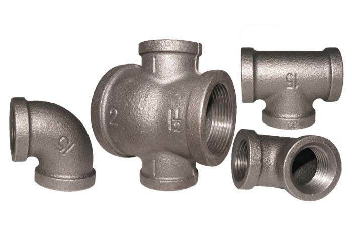 Galvanized High Precision Malleable Iron Elbow 1/2 Inch Npt 90 Degree Pipe Fittings
