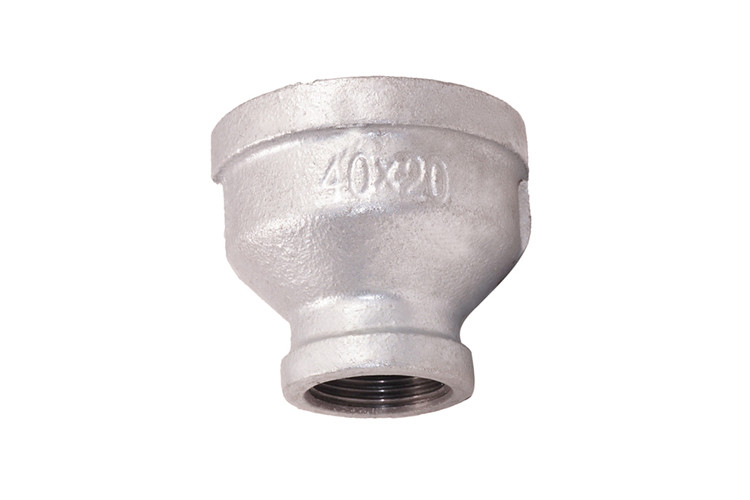 npt pipe fittings en 10242 galvanized pipe connectors Malleable Iron Pipe Fittings